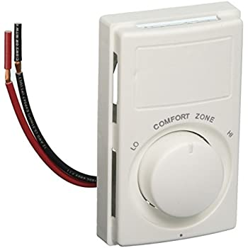 Marley M601w Qmark Electric Line Voltage Wall Thermostat