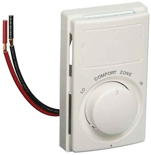 (Marley MS26 Qmark Electric Line Voltage Wall Thermostat)