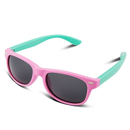 RIVBOS Flexible Polarized Sunglasses Available product image