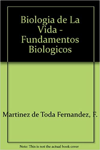 Book Biologia de La Vida - Fundamentos Biologicos