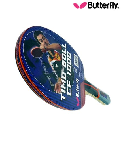 Butterfly Timo Boll CF 1000 Pre Assembled Shakehand Racket