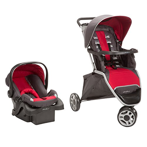 Eddie Bauer TR238CFM TriTrek Travel - Eddie Bauer Car Seat And Stroller