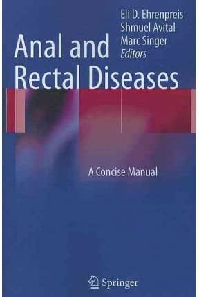 Anal and Rectal Diseases (Paperback) - Common