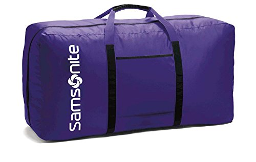 Samsonite Small Rolling Luggage (Samsonite Tote-A-Ton Duffle Bag - Blowout Special! Purple)