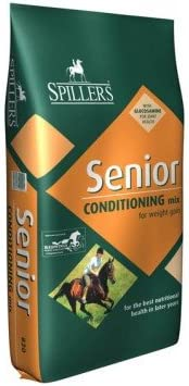 Senior Conditioning Mix 20Kg Horse Feed Spillers