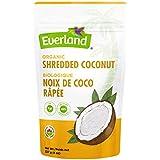 Everland Organic Dried Shredded Coconut, 227gm