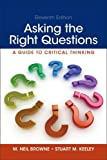 Book cover from Asking the Right Questions (11th Edition) by M. Neil Browne