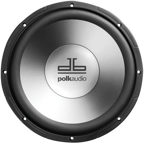 Polk Audio db1040 10-Inch Single Voice Coil Subwoofer review