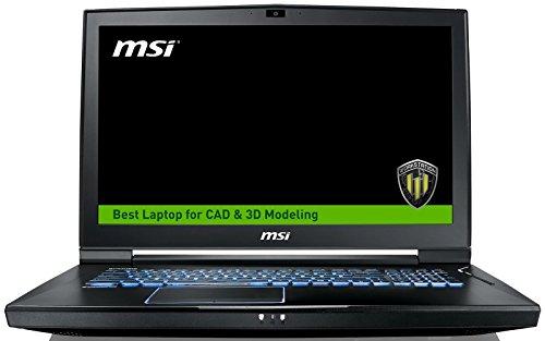 MSI WT73VR 7RM-687US Pro Extreme (Xeon E3-1505M, 64GB ECC RAM, 1TB NVMe SSD + 1TB HDD, NVIDIA Quadro P5000 16GB, 17.3