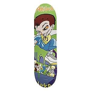 YOUSHUAI Street Skateboard with 4 wheels-multi color,  big size 71x20CM