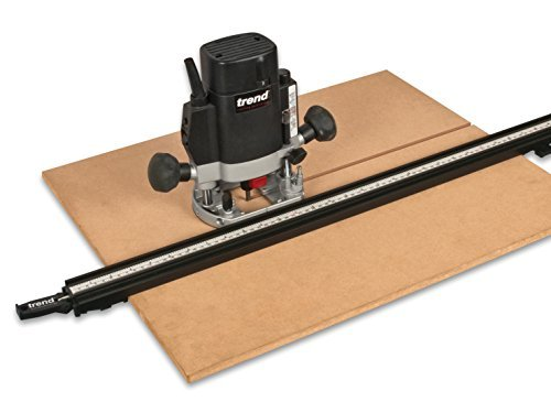 (Trend VJS/CG/50 Varijig Clamp Guide - 50-Inch by Trend)