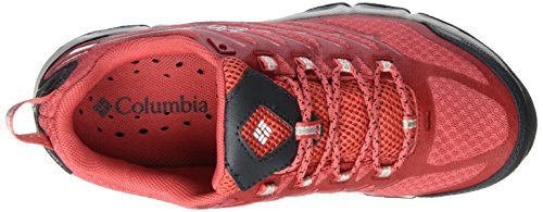 Outdry Sunset Red Outdoor Columbia Multisport Ventrailia Chaussures Femme White Rouge II BqUgEwUR