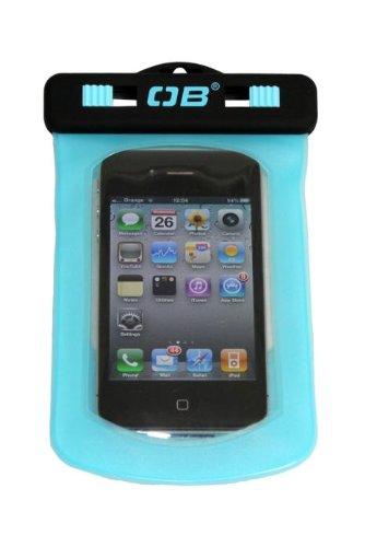 Overboard Waterproof Phone Case, Aqua, Small