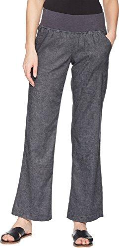 prAna Women's Mantra Pants, Medium, Coal from prAna
