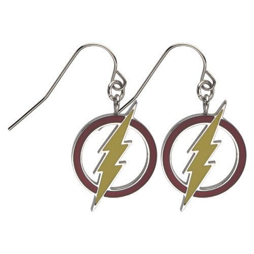 DC Comics Flash Stainless Steel Earrings