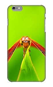 Awesome Case Cover/Case Cover For SamSung Galaxy Note 4 Defender Case Cover(Animal Dragonfly) Gift For Christmas