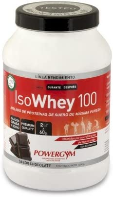 Isowhey 100 Chocholate 1Kg. (100% Whey Protein Isolate ...