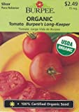 Burpee Tomato Burpee's Long-Keeper 67576 25 Organic Seeds