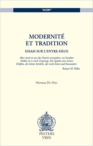 Modernite Et Traditions Accent Annelien De Dijn