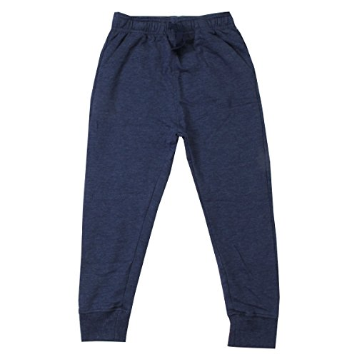 Willy Boys Wes Pants And (Wes and Willy Midnight Blend Slub Fleece Jogger Pant)
