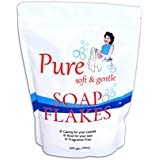 Pure Soap Flakes Soft & Gentle 15oz - Resealable Bag by Playlearn