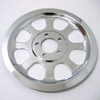 Drive Pulley Cover (BKrider Pulley Cover for Harley-Davidson OEM 91347-00)
