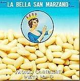 La Bella San Marzano - Fagioli Cannellini [White Kidney Beans], (4)- 14 Ounce. Cans