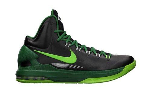 610 Elettrico 5 KD Nike Nero 554988 Verde 'DMV' 50I5qw8