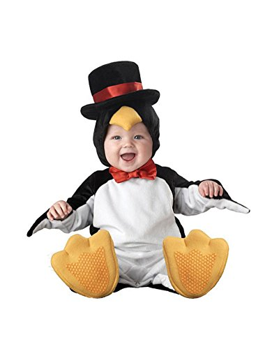 Gamery Animal Costumes for Infant Toddlers Baby Boys Girls Kids Cosplay Penguin 19-24 Months