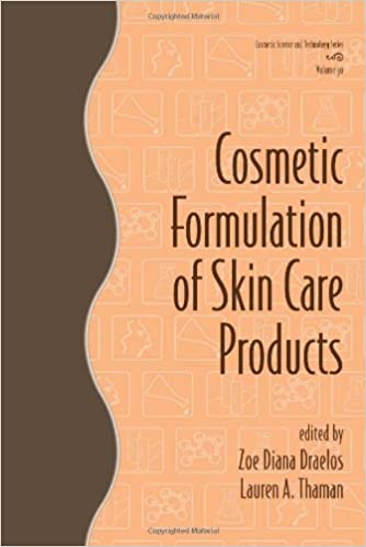 Cosmetic Formulation of Skin Care Products (Cosmetic Science
