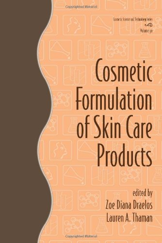 Cosmetic Formulation Of Skin Care Products - 1