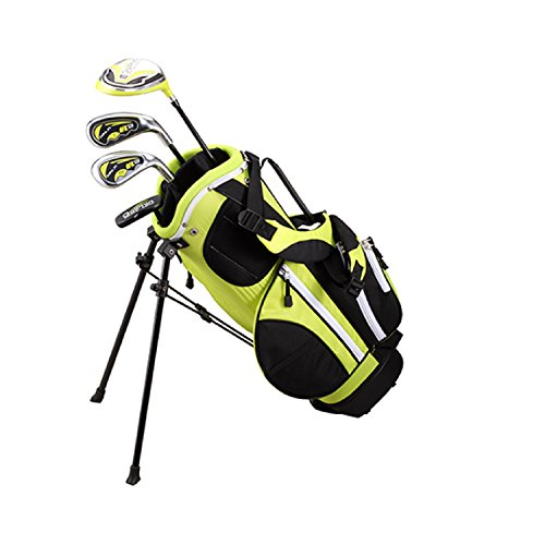 Golphin Kids Package Golf Club Set, Right Hand, 43.5