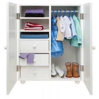Maplelea Deluxe Wardrobe for 18 Inch Doll Clothing for sale  Delivered anywhere in Canada