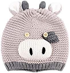 Young shinee Sombrero de los niños Sombrero de Tejer Gorro de ...