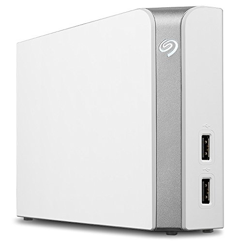Seagate Backup Plus Hub for Mac 4TB External Desktop Hard Drive (STEM4000400) by Seagate