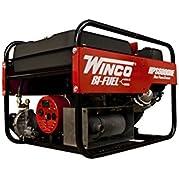 Winco HPS6000HE Home Power Portable Generator, 6,000W Maximum, 224 lb.