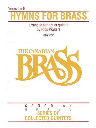 Hymns for Brass: 1st Trumpet