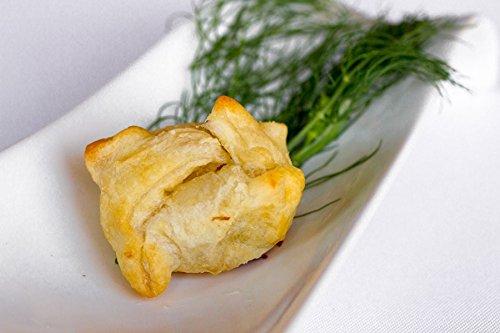 (Frozen Sweet Potato Puffs - Vegetarian Gourmet Appetizers (50 Piece Tray))