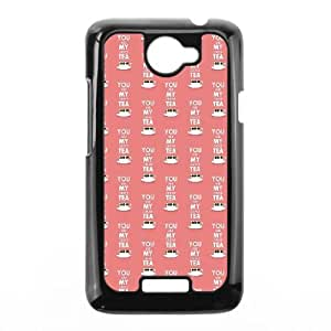 HTC One X Cell Phone Case Black You Are My Cup Of Tea OJ548904