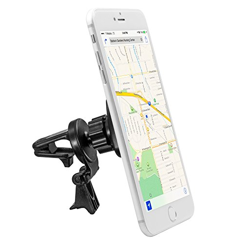 Arkon Magnetic Phone Car Vent Mount for iPhone X 8 7 6S 6 Pl