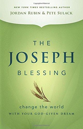 Joseph Blessing Change World God Given