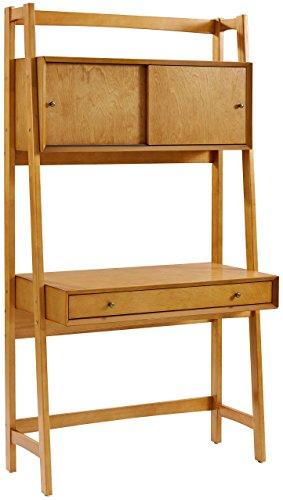Crosley Furniture Landon Wall Desk - Acorn