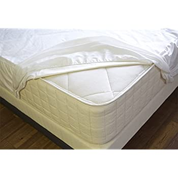 Amazon Queen Mattress Cover White Fitted Plastic