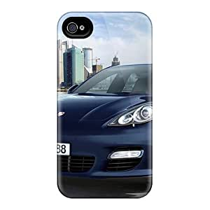 Fashionable Design 2010 Porsche Panamera 9 Rugged Cases Covers For Iphone 4/4s New