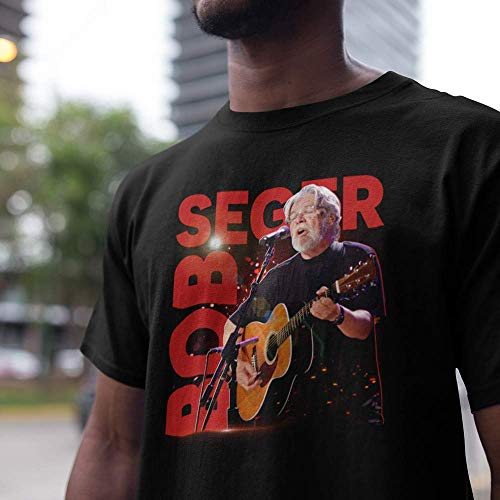 Bob-Guitar Final-Tour-2019-Seger Customized Handmade Hoodie/Sweater/Long Sleeve/Tank Top/Premium T-shirt