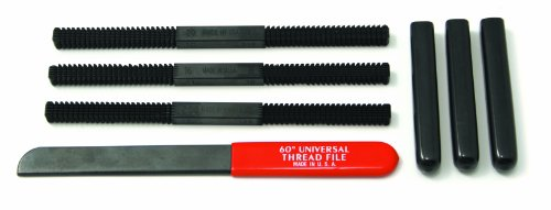 CTA Tools 8230 Thread Restoring File Set - 4 Piece (Mechanic Files)