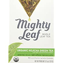 Mighty Leaf Tea Organic Hojicha Green Tea