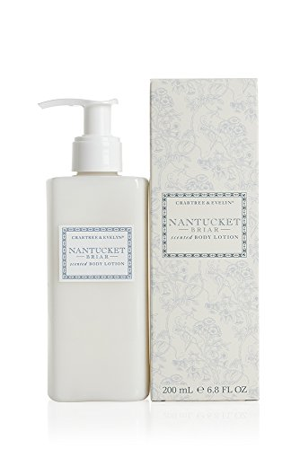 CRABTREE & EVELYN Scented Body Lotion, Nantucket Briar, 6...