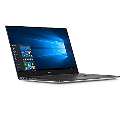 Dell XPS 15-9550 intel Core i5-6300HQ X4 2.3GHz 8GB 256GB SSD 15.6'' (Black)