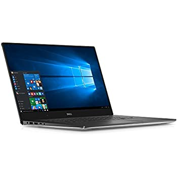 Dell XPS 15-9550 15.6-Inch Laptop (Intel Core i5-6300HQ X4 2.3GHz 8GB 1TB Windows 10 Home)Black